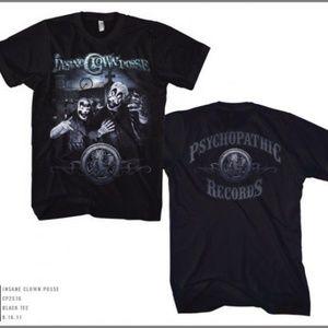 ICP Carnival Graveyard T-Shirt Twiztid Hatchetman